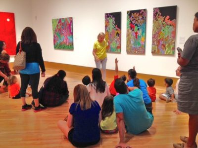 Artful Playdates at the Frost Art Museum