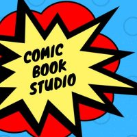 Kids Comic Book Studio Camp | Youth Art Lab