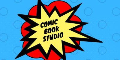 Kids Comic Book Studio Camp | Youth Art Lab