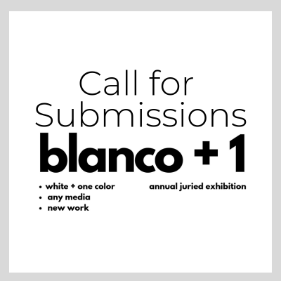 Call for Art | Juried Exhibition