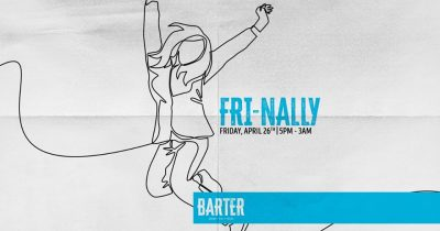 FRI-NALLY at Barter Wynwood