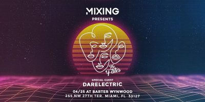MIXING presents The Fates at Barter Wynwood