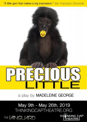 PRECIOUS LITTLE by Madeleine George