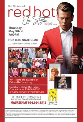 Red Hot and In Style Charity Date Auction
