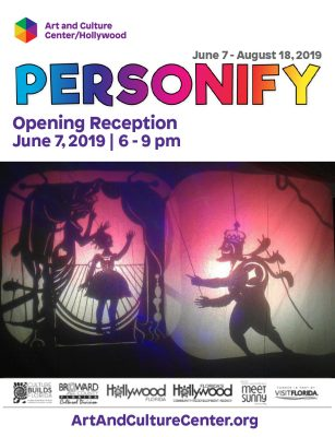 PERSONIFY Exhibit and Opening Reception