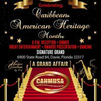5th Annual Caribbean American Heritage Awards Banquet & Gala