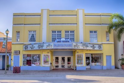 Stonzek Theater at Lake Worth Playhouse