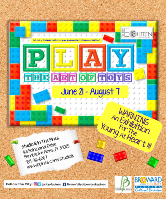 PLAY • The Art of Toys Exhibition