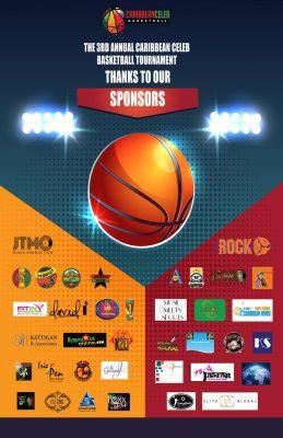 3rd Annual Caribbean Celeb Basketball Tournament