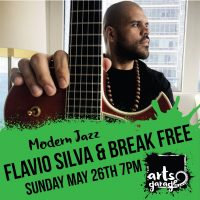 Flavio Silva and Break Free at Arts Garage