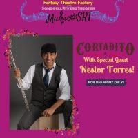 Music@SRT: Cortadito with Nestor Torres