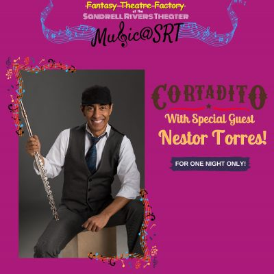 Music@SRT: Cortadito with Nestor Torres