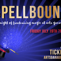 Spellbound at Arts Garage