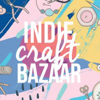 Indie Craft Bazaar: Handmade Festival and Market + DIY!