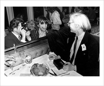 Mick Rock: A Retrospective Pop Up Exhibition