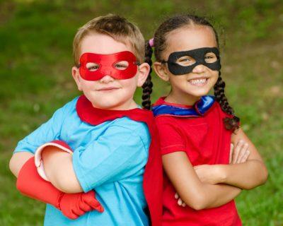 Superhero Training Academy at MODS