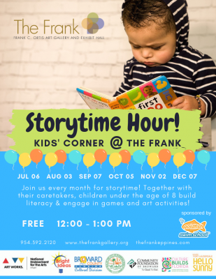 Kids' Corner at The Frank: Story Time Hour