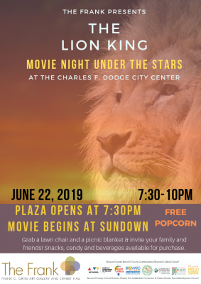 """The Lion King"" Under the Stars! Movie Night o..."