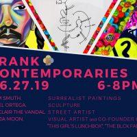 Frank Contemporaries Exhibition