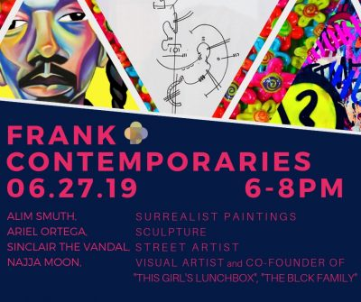 Frank Contemporaries Exhibition