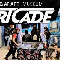 ArtCade Exhibition Opening • Young At Art Museum