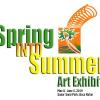 Spring Into Summer Art Exhibit
