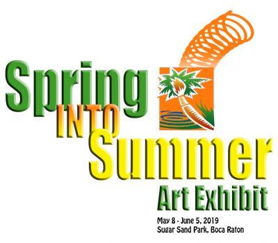 Spring Into Summer Art Exhibit