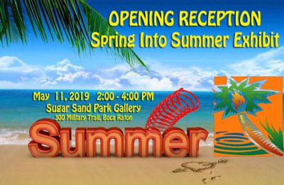 Spring Into Summer Opening Reception and Awards