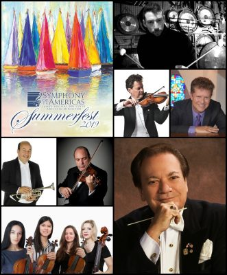 Symphony of the Americas Summerfest 2019