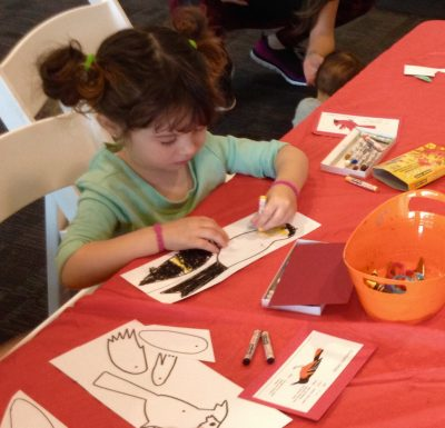 Kids Create! July Session at the Frost Museum
