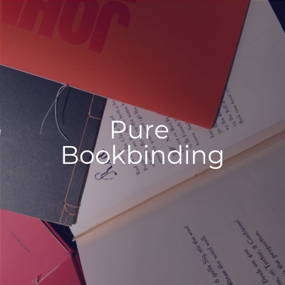 Art Lab | Pure Bookbinding at Arts Warehouse
