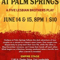 Ghost Light Series - Oedipus at Palm Springs