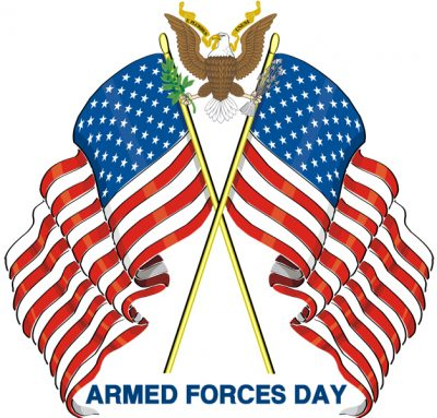 """Sample-McDougald House's """"Armed Forces Day"""""""