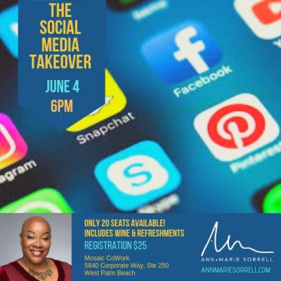 The Social Media Takeover With Ann Marie Sorrell