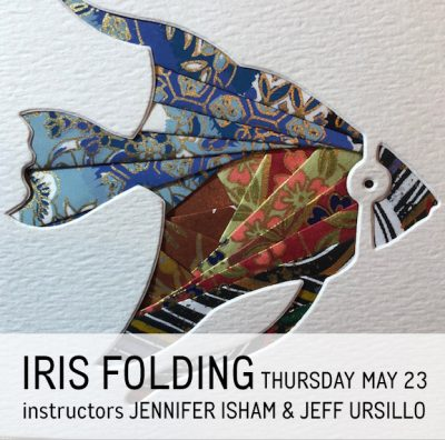 Iris Folding Workshop