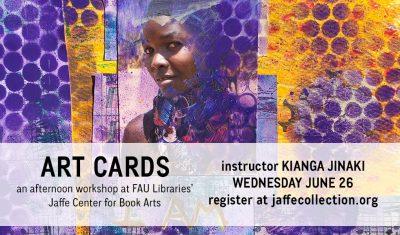 Art Cards Workshop