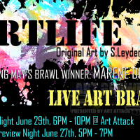 ARTLIFE: Closing Night and Art Brawl