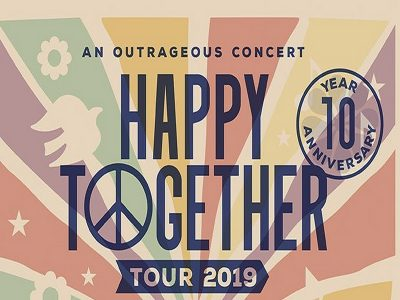 Happy Together Tour at Pompano Beach Ampitheatre