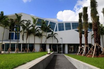 Blended Conversations at Pompano Beach Cultural Center • August
