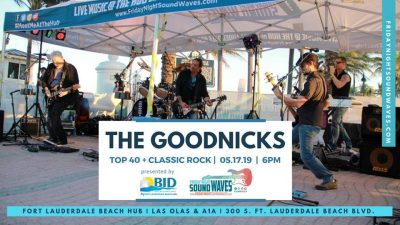 Friday Night Sound Waves • The Goodnicks