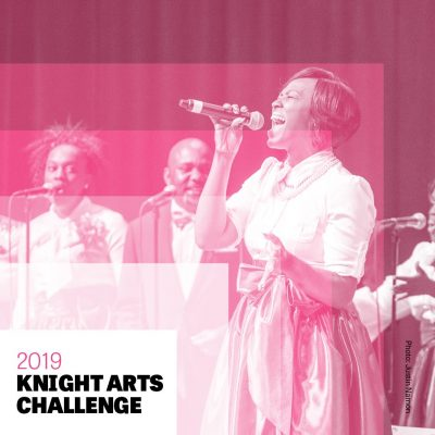 2019 Knight Arts Challenge Information Session • FAT Village