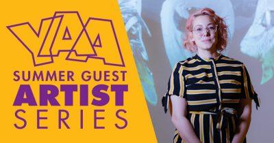 YAA Summer Guest Artist Series | Jen Clay