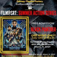 Film@SRT: Black Panther