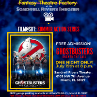 "Film@SRT: ""Ghostbusters, Answer the Call"""