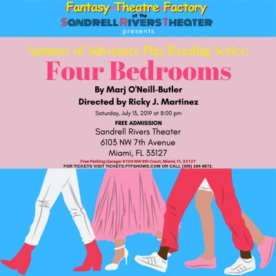 Summer Play Reading Series • Four Bedrooms