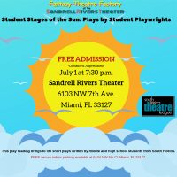 Student Stages of the Sun: Plays by Student Playwrights