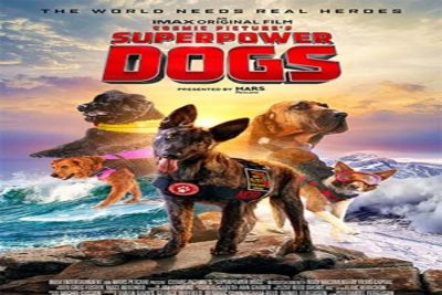 Superpower Dogs 3D at MODS