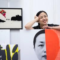 Xu De Qi, Zhang Hong Mei, and Yifei Zhou Artist Reception • Coral Springs Museum of Art
