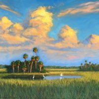 """The Art of Tim Forman: Landscape Paintings"" at History Fort Lauderdale"