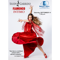 Siudy Garrido presents Flamenco Intimo